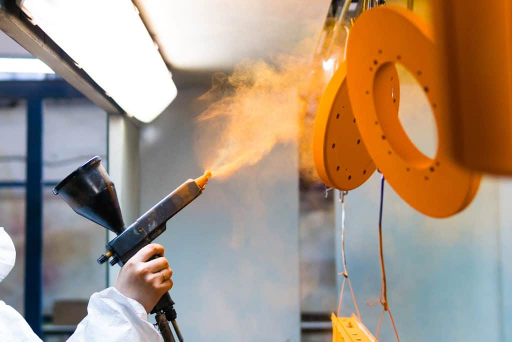 teflon coating l teflonowanie powierzchni do piekarni lteflonowanie formy l regeneracja powłoki teflonowej l Nonstick.pl l nakładanie teflonu l teflon ETFE FDA