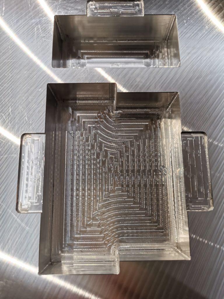 Multivac traysealer płyty zgrzewające i formujące l Nonstick.pl I teflonowanie l produkcja płyt