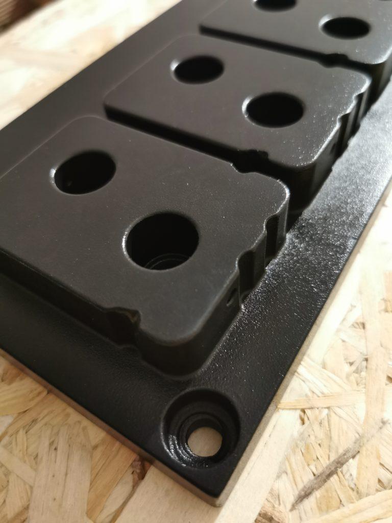 Neue Heizplatten und Siegelplatten für Multivac l Hersteller von Heizplatten und Siegelplatten l PTFE Beschichtung l Nonstick.pl l beste Qualität l Ilapak, Hilutec, Multivac, Tiromat, Variovac